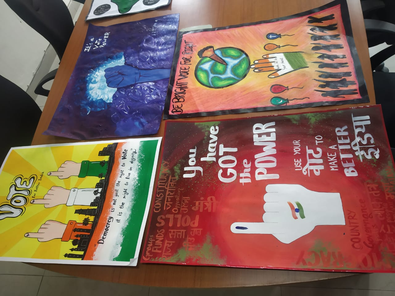 SVEEP-43 Poster Making Competition